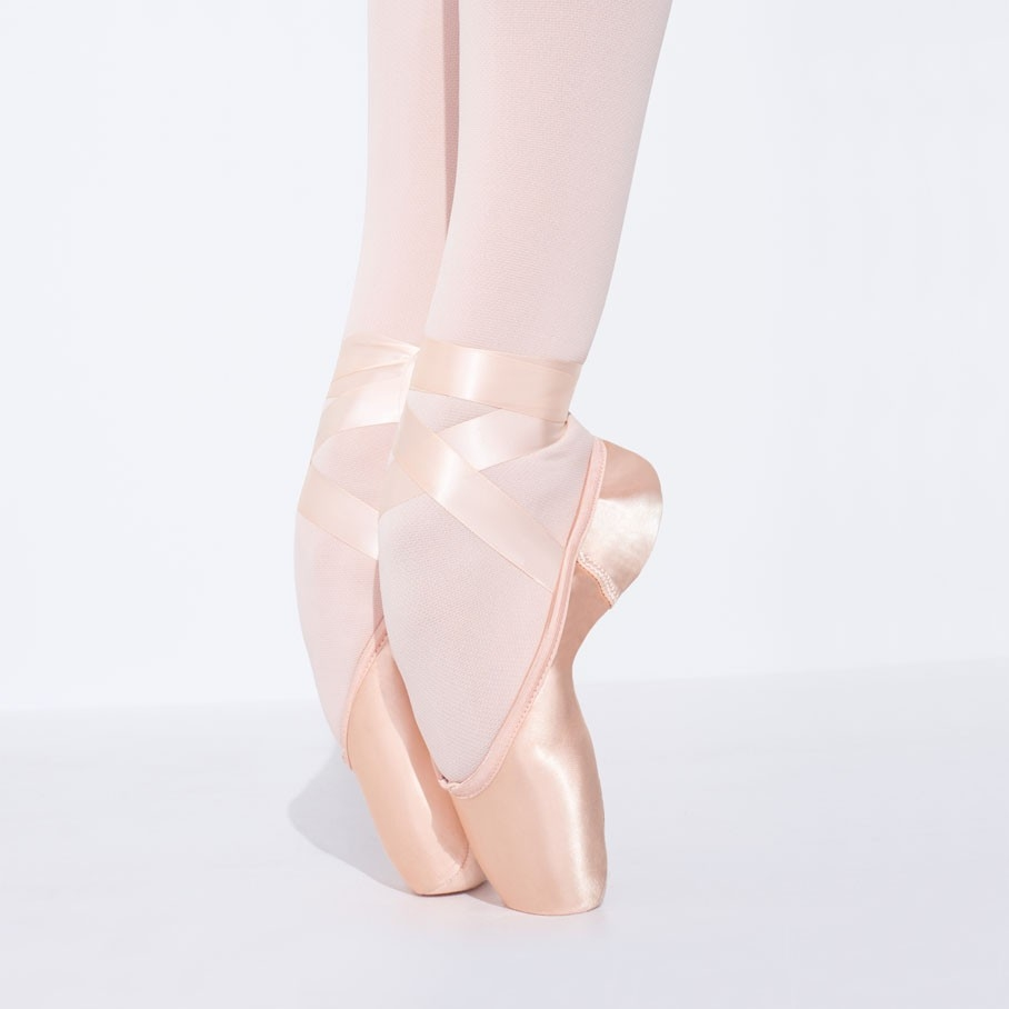 Pointe Shoes Capezio Airess Tapered Firm 1134 5700