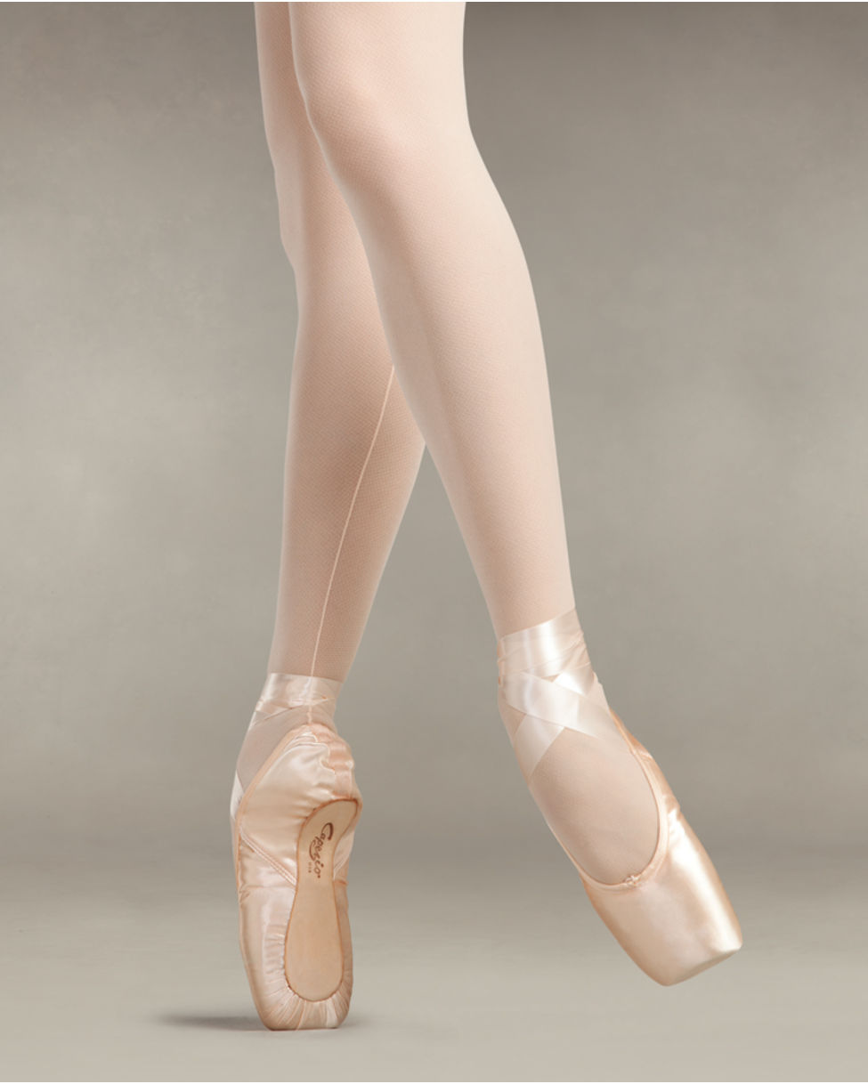Pointe Shoes Capezio Gliss  7395 from VEdance the