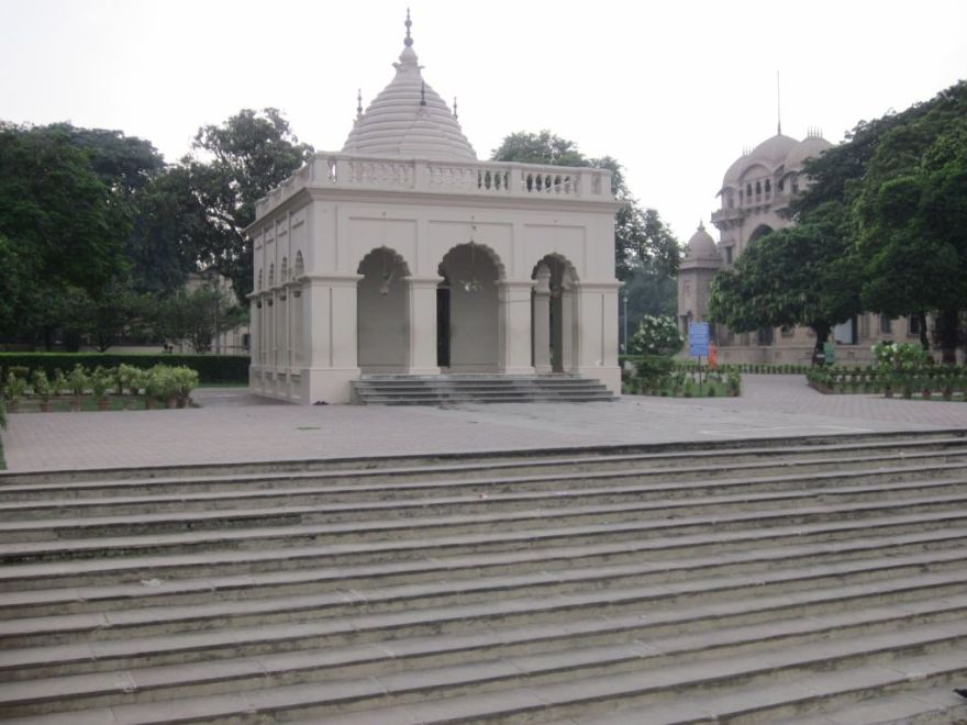 10 Holy Mother Sarada Devi Temple at Belur Math - Photo 1