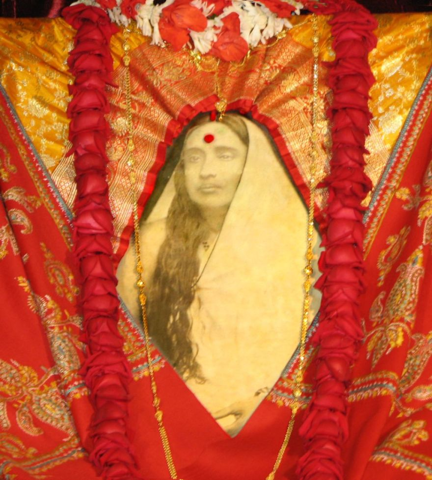 14 Holy Mother Sarada Devi at Belur Math - Photo 3