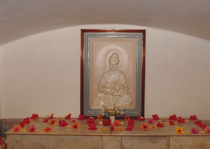 17 Swami Vivekananda Shrine at Vivekananda Temple, Belur Math