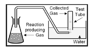 Assertion Oxygen is collected by the downward displacement