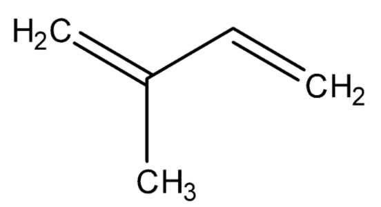 Which of the following vitamins has isoprene units class