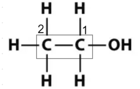 Write down the IUPAC name of CH3CH2OH class 12 chemistry CBSE