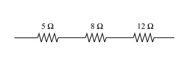 Draw a schematic diagram of a circuit consisting of class