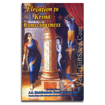 Elevation to Krishna Cosnciousness
