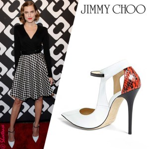 Celebrity-Shoe-Style-Allison-Williams-in-Jimmy-Choo-Maiden-Pointy-Toe-Pumps