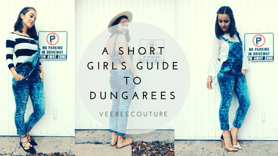 A Short Girl's Guide to Dungarees