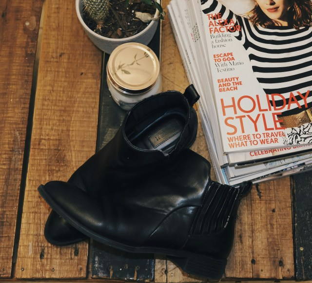 Forever 21 Chelsea Boots