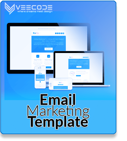 Veecode Email Marketing Template