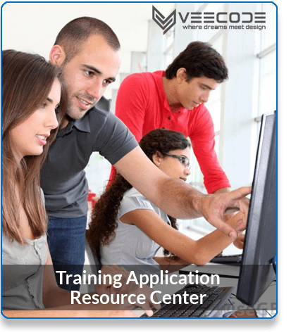 Veecode Training Application Resource Center