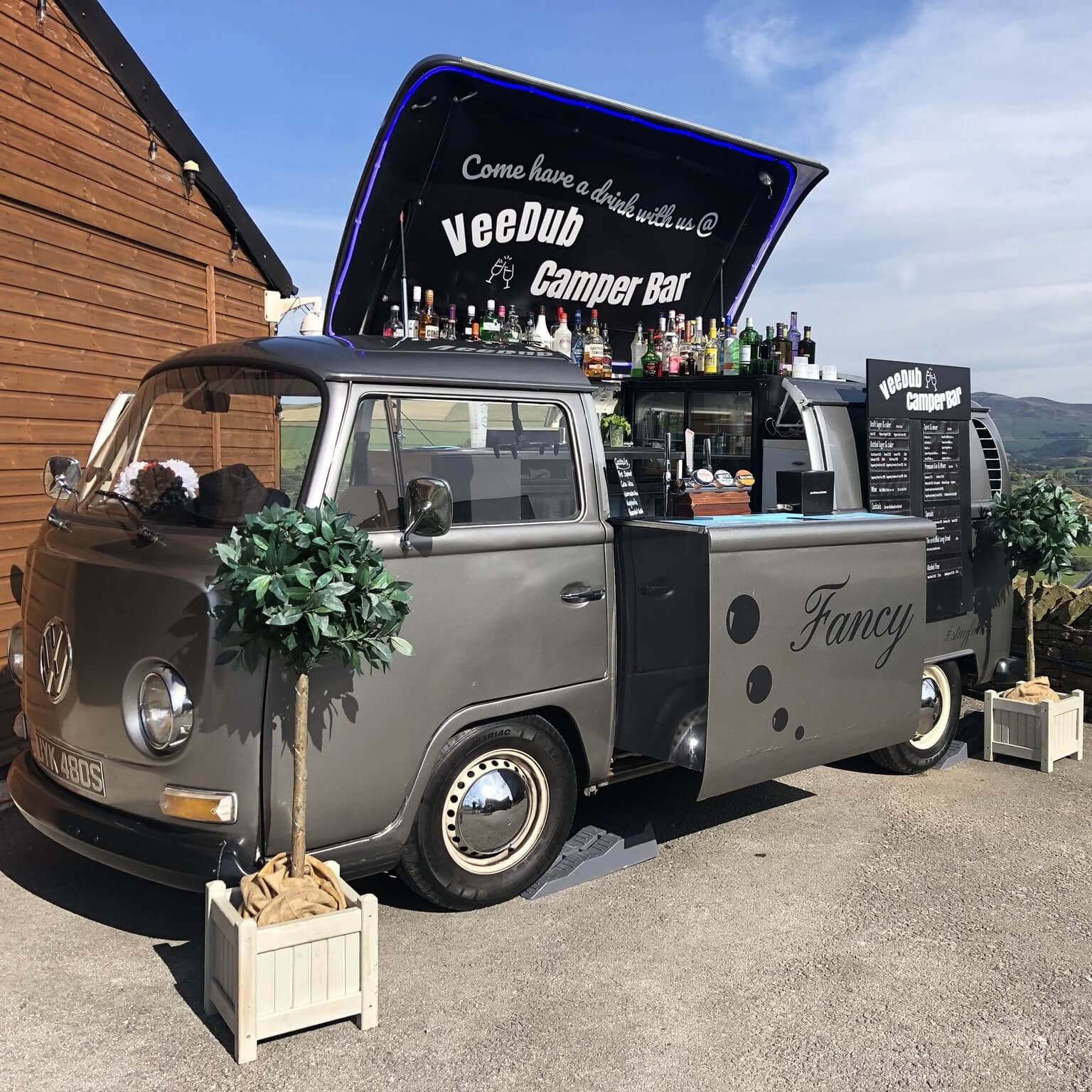 VW Mobile Bar Hire