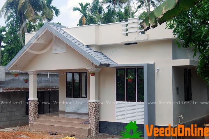 Small Budget Kerala Home Design 800 Square Feet