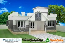 Kerala Home Design 5 Lakh Joy Studio