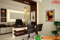 Interesting Office Room Interior - Home Design #423