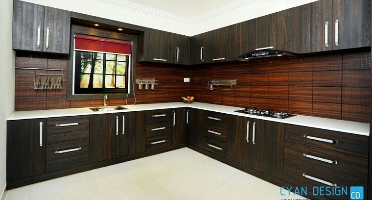Contemporary Kitchen Design Kerala