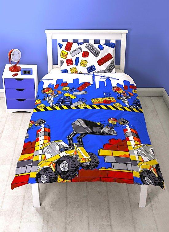 LEGO Dekbedovertrek  de allerleukste  Veel Bouwplezier