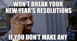 New years meme