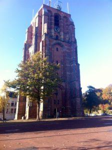 De scheve toren van Ljouwert