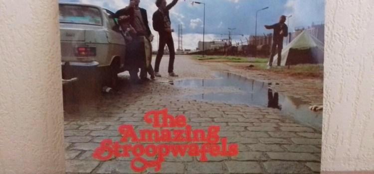 "Maandplaat ""Mooi weer"" – The Amazing Stroopwafels"
