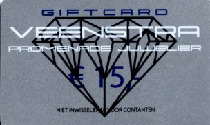 Giftcard 15,-