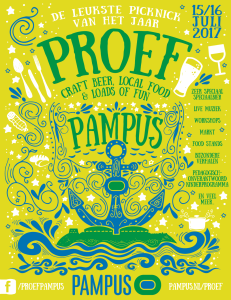 Proef Pampus Food Festival 2017