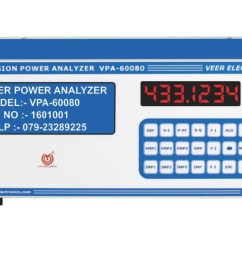 3 phase power analyzer manufacturers [ 1280 x 720 Pixel ]