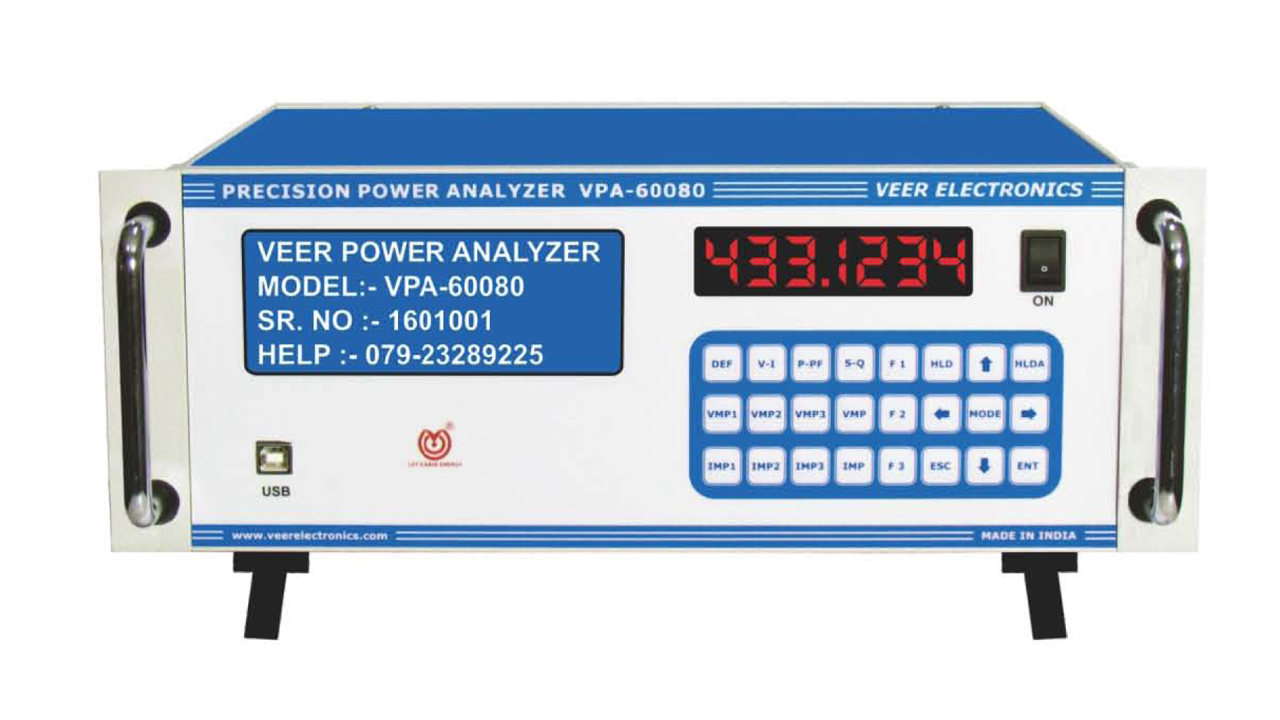 hight resolution of 3 phase power analyzer manufacturers