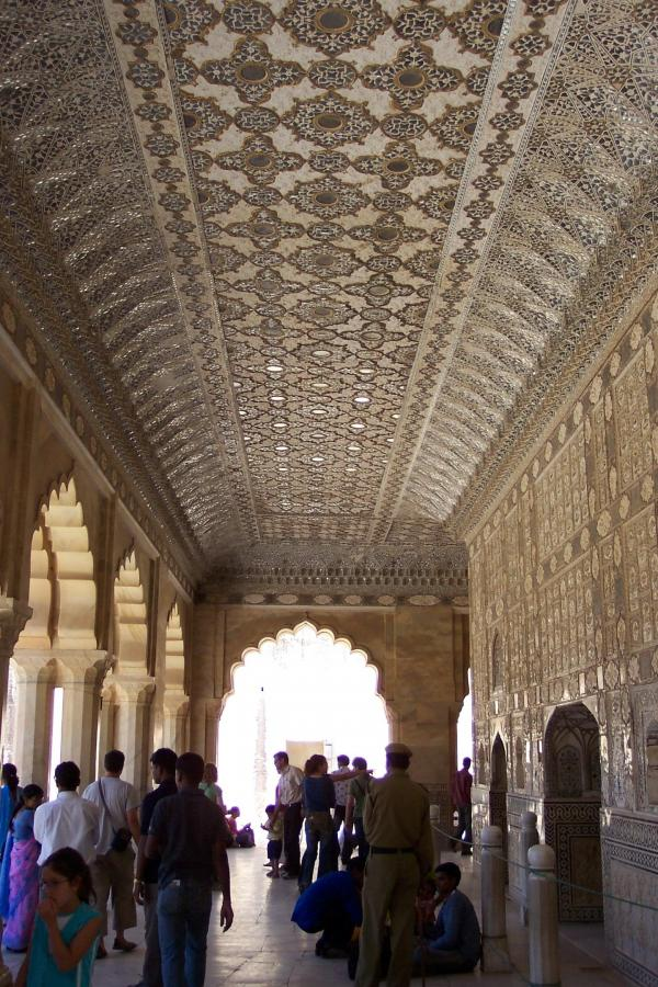 Sheesh Mahal in Agra  Reviews  Veethi Travel