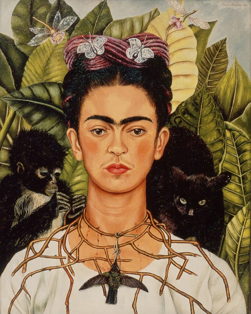 Frida Kahlo, Autoritratto, 1940,