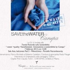 Tavola rotonda sulla Sostenibilità: Milano 7 febbraio 2013