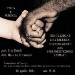 Oltre la vivisezione: Università di Padova 18 aprile 2013