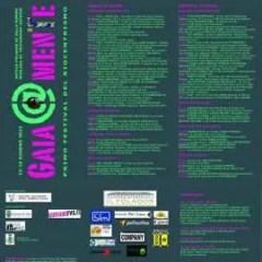 Gaia@mente: ecco il programma!