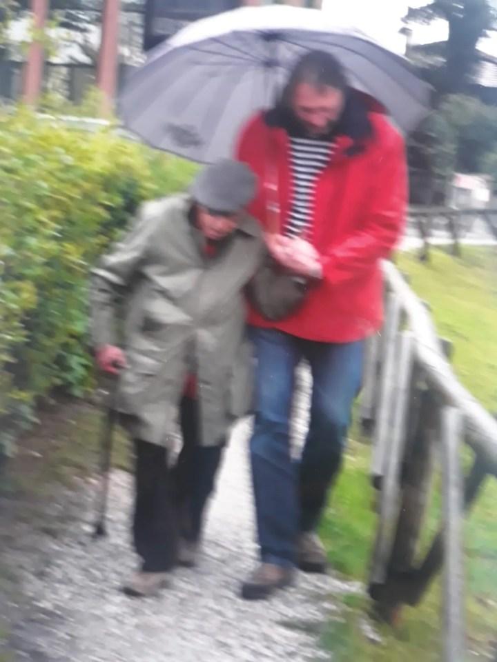 Ultima passeggiata con Guido Ceronetti