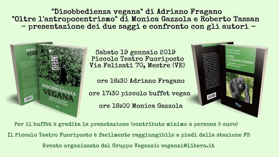Veganzi- Fragano e Gazzola -Mestre 18 gennaio