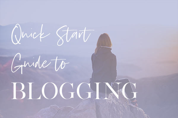 Start a blog with tools and skills to help you build a successful blog. Enroll on the Intro to Blogging e-course to start learning today!