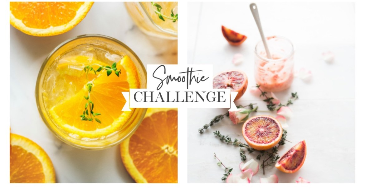 Ultimate Smoothie Challenge