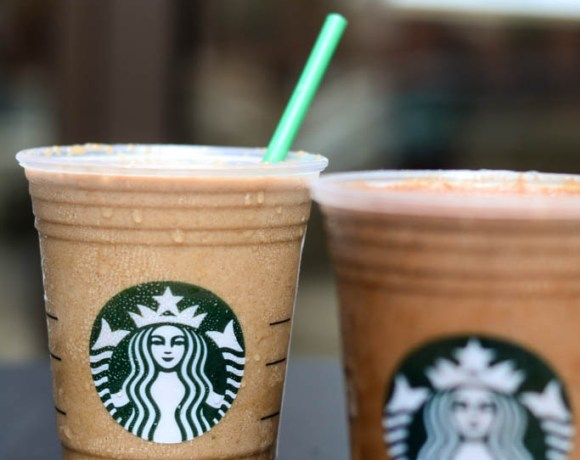 Vegan Drinks at Starbucks
