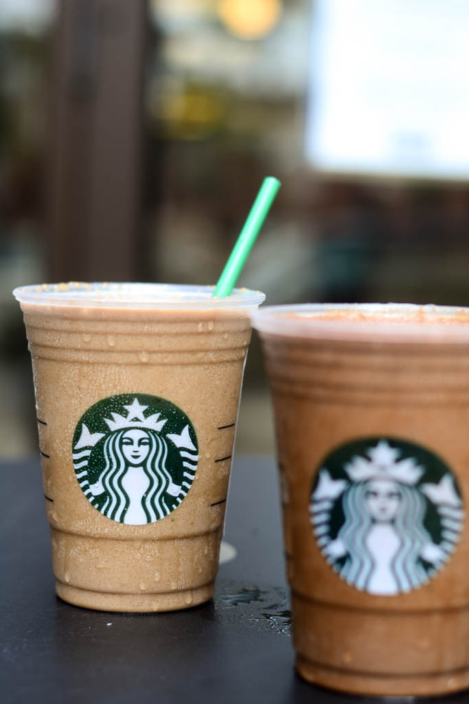 These new vegan drinks at Starbucks taste amazing and are under 270 calories!