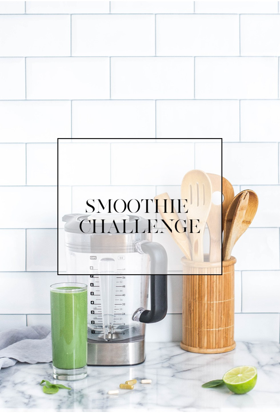 Vegan Smoothie Challenge