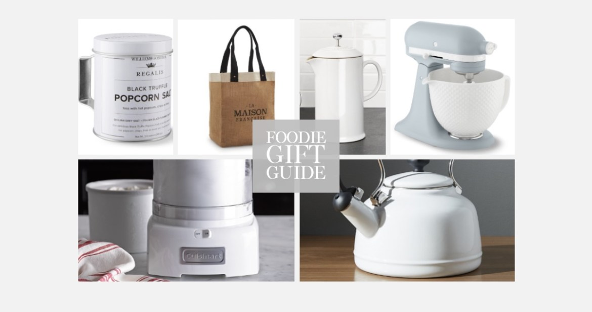 Need help finding the BEST gifts for foodies? We've got you! Get our Ultimate Gift Guide For Foodies now and give them a gift they're guaranteed to love. #gifts #giftguide #foodie
