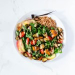 The best vegan salads are sure to be found on Vegan Test Kitchen! We share the freshest, most vibrant, delicious vegan salads regularly! Get the recipes now. #easyvegansalads #vegansaladideas #vegansaladrecipes