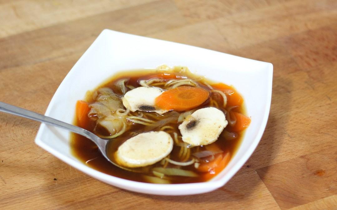 SOPA de MISO, una Sopa muy Nutritiva que debes saber hacer