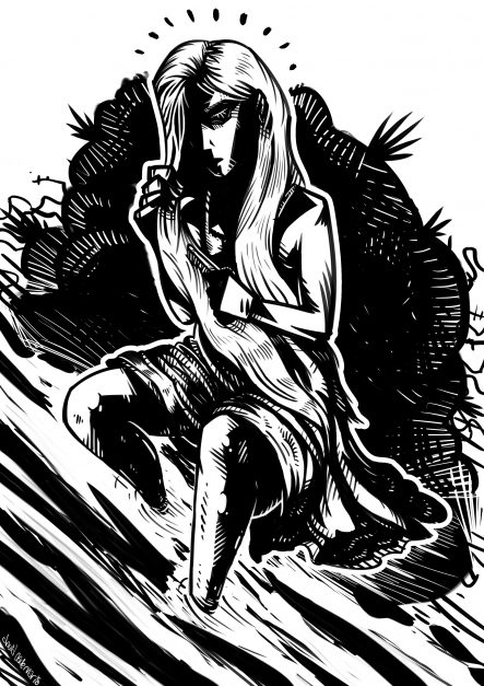 La Xana, Ser de la Mitología Astur