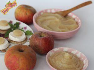 Crema, Crema Repostera y dulce de Manzana.