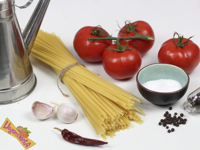 Ingredientes Salsa Arrabbiata