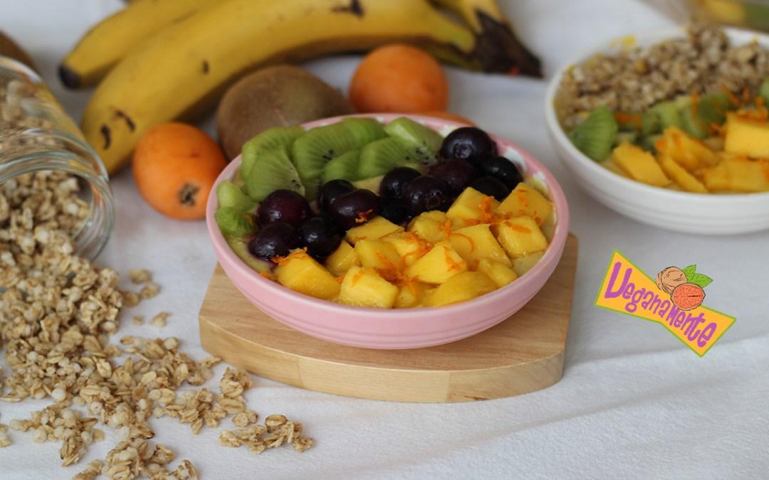 Bowl de Lassi de Mango