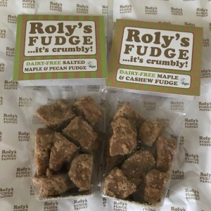 Review: Roly's New Vegan Fudge