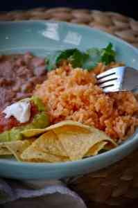 Best Savory Vegan Mexican Rice