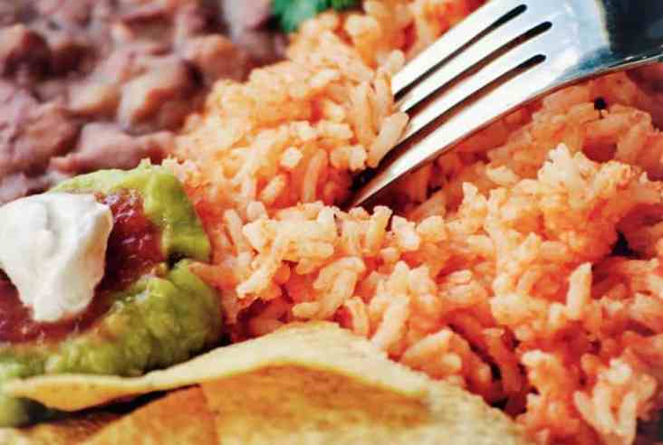 Ohh so Tasty Vegan Mexican Rice Like you've never had it before! http://www.veganblueberry.com